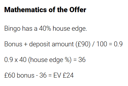 Bingo Edge